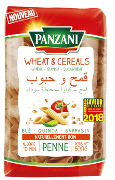 Wheat & Cereal Penne